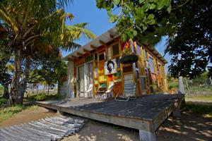 Mozambeat Motel, Hostely  Praia do Tofo - big - 7