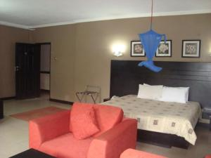 Pacific Hotel, Bed and breakfasts  Lilongwe - big - 16