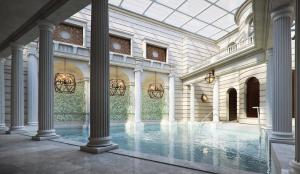 The Gainsborough Bath Spa in Bath, Somerset, England