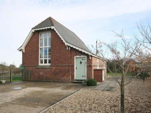The Old School House in Tetford, Lincolnshire, England