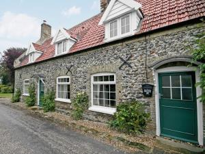 Rectory Cottage in Northwold, Norfolk, England