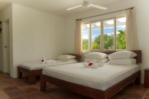 Deluxe Triple Room with Garden View