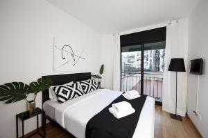 No 130 - The Streets Apartments Barcelona, Appartamenti  Barcellona - big - 1