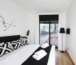 No 130 - The Streets Apartments Barcelona, Appartamenti  Barcellona - big - 3