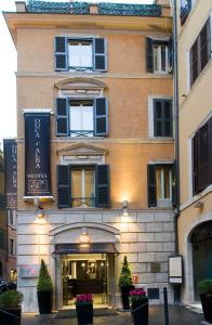 Duca d'Alba Hotel - Chateaux & Hotels Collection - abcRoma.com