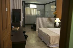 Hotel Green Hill, Hotely  Juiz de Fora - big - 25