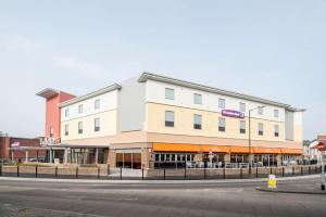 Premier Inn Yeovil Town Centre in Yeovil, Somerset, England