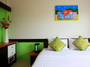The One Cozy Vacation Residence, Hotels  Chalong  - big - 4
