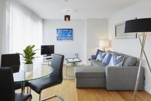 Apartamento City Marque Oxford House Serviced Apartments, Londres