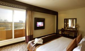 Carlton Tower Hotel, Hotely  Dubaj - big - 43