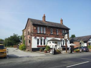 The Horseshoe Inn in Frodsham, Cheshire, England