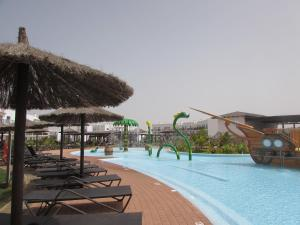 Self Catering Villas with Pools at Dunas Beach Resort