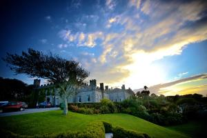 Tregenna Castle Estate in St Ives, Cornwall, England