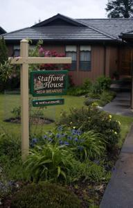 Stafford House Bed &amp; Breakfast