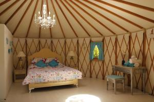 Avalon Steppes Glamping Holidays, Campeggi di lusso  Kayakoy - big - 8