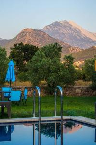 Avalon Steppes Glamping Holidays, Campeggi di lusso  Kayakoy - big - 22