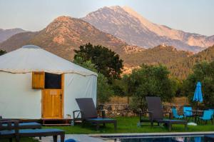 Avalon Steppes Glamping Holidays, Campeggi di lusso  Kayakoy - big - 23