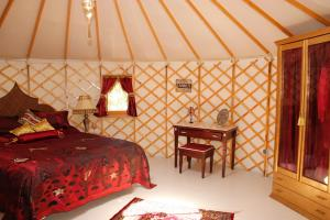 Avalon Steppes Glamping Holidays, Campeggi di lusso  Kayakoy - big - 9