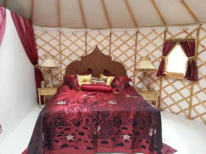 Avalon Steppes Glamping Holidays, Campeggi di lusso  Kayakoy - big - 26