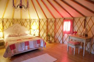 Avalon Steppes Glamping Holidays, Campeggi di lusso  Kayakoy - big - 5