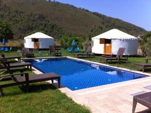 Avalon Steppes Glamping Holidays, Campeggi di lusso  Kayakoy - big - 27