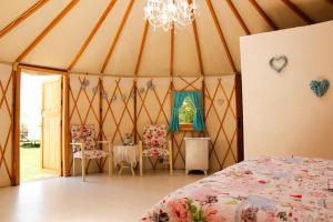 Avalon Steppes Glamping Holidays, Campeggi di lusso  Kayakoy - big - 3