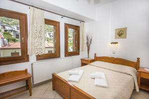 Guesthouse Papagiannopoulou, Apartments  Zagora - big - 48