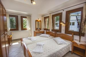 Guesthouse Papagiannopoulou, Apartments  Zagora - big - 52