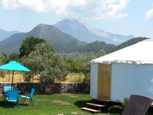 Avalon Steppes Glamping Holidays, Campeggi di lusso  Kayakoy - big - 16