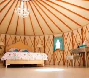 Avalon Steppes Glamping Holidays, Campeggi di lusso  Kayakoy - big - 12