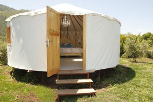 Avalon Steppes Glamping Holidays, Campeggi di lusso  Kayakoy - big - 10