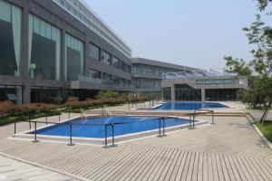 Wyndham Grand Qingdao, Hotels  Huangdao - big - 29