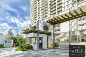 RDA Manila - Laverti Towers Condominium