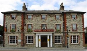 The Royal Oak Hotel in Sevenoaks, Kent, England