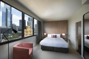 King Room with Skyline River View
