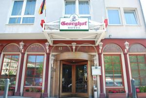 Hotel Georghof Hotel Berlin, Berlino