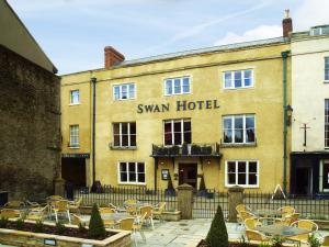Best Western Plus Swan Hotel in Wells, Somerset, England