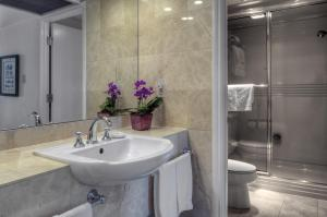 Executive Suite with Steam Shower