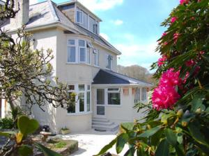 Tanglewood House in Mevagissey, Cornwall, England