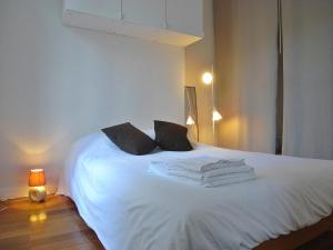 One Separated Bedroom Saint Sebastien