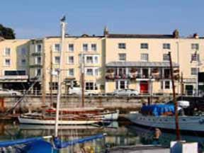 The Oak Hotel in Ramsgate, Kent, England