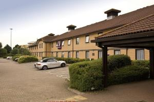 Premier Inn Basingstoke West in Basingstoke, Hampshire, England