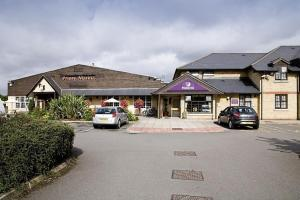 Premier Inn Bedford - Priory Marina in Bedford, Bedfordshire, England