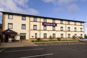 Premier Inn Blackburn South in Blackburn, Lancashire, England