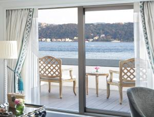 Grand Premier Double Room with Bosphorus View
