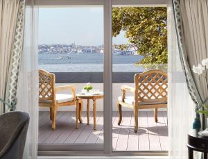 Grand Premier Double Room with Partial Bosphorus View