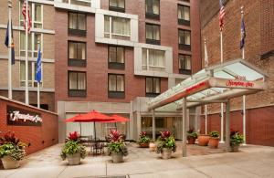 Hotel Hampton Inn Manhattan-35th Street/Empire State Building, New York