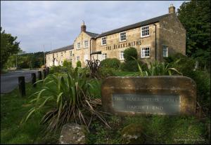 The Blacksmiths Country Inn in Hartoft End, North Yorkshire, England