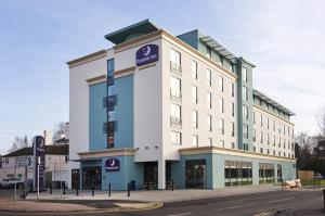 Premier Inn Loughborough in Loughborough, Leicestershire, England