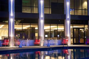 Beverly Hills Marriott, Отели  Лос-Анджелес - big - 47